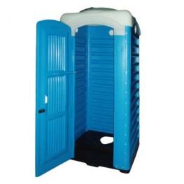 Туалетная кабинка для выгребных ям