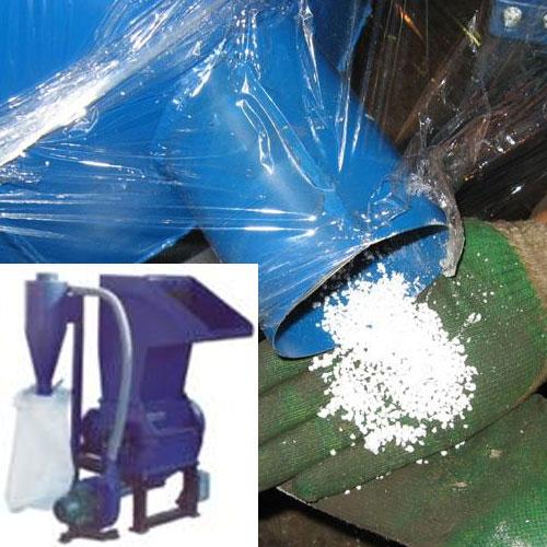 Дробилка отходов пенопласта ИПС-12