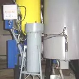 Парогенератор АПЭ-50 для автономной работы предвспенивателя