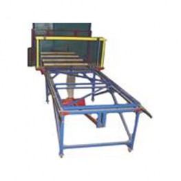 Порезочный стол ПС-2000(р) с ручным управлением