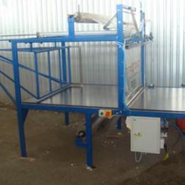 Упаковочная машина для плит пенопласта УПМ-11-20